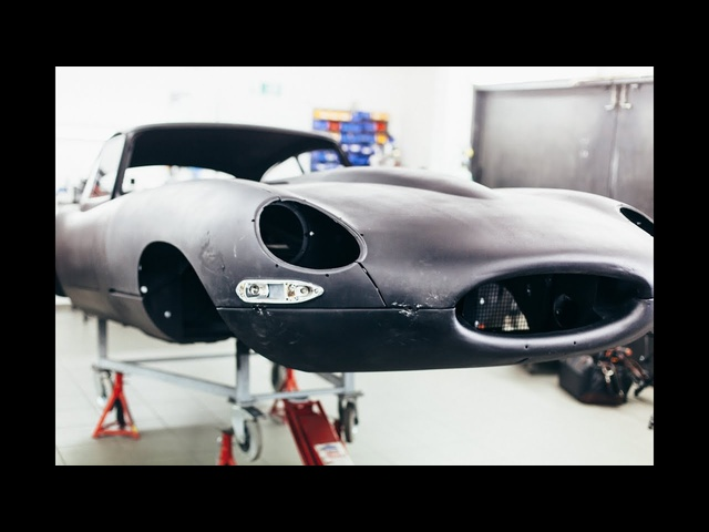 Master Mechanics: Eagle E-Types - Clip