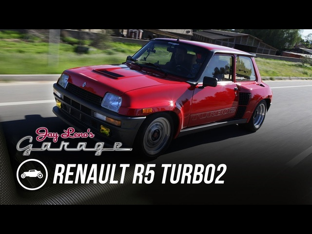 1985 Renault R5 Turbo2 - Jay Leno's Garage