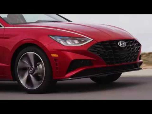 2020 Hyundai Sonata | NY Auto Show | TestDriveNow