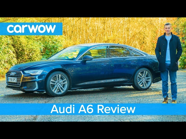 <em>Audi</em> A6 2019 in-depth review | carwow Reviews