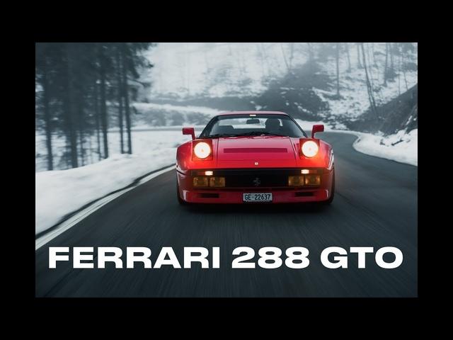 Homologation Specials: Ferrari 288 GTO -Clip
