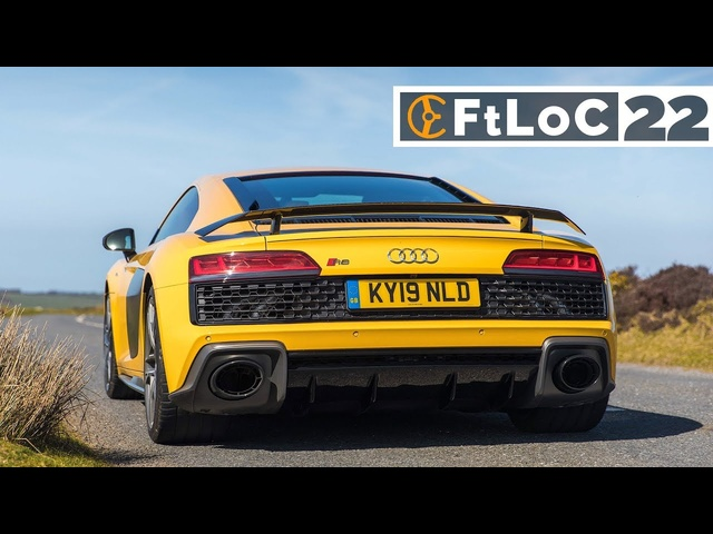 New Audi R8 And So Many Electric Hypercars! : FtLoC 22 | Carfection