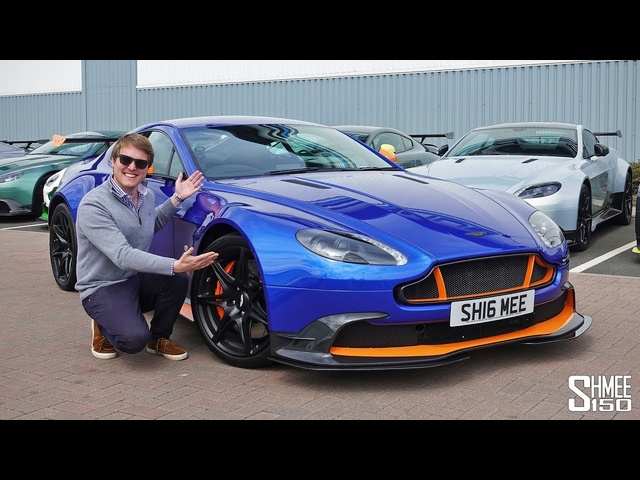 Here's Why My Vantage GT8 is a KEEPER!