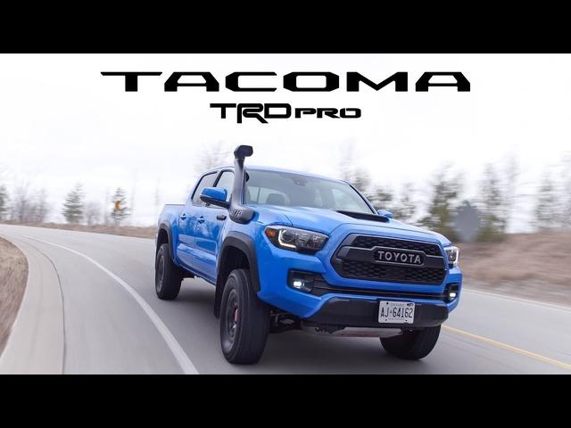 2019 <em>Toyota</em> Tacoma TRD Pro Review -Still Good, But Not The Best