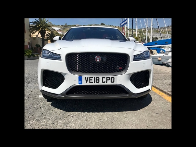2019 Jaguar F-Pace SVR 1000mile real-world review