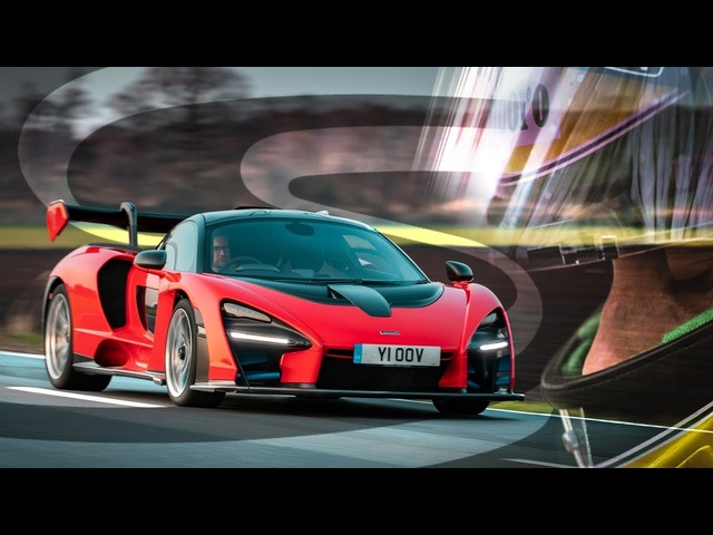 McLaren Senna: A Tribute To Ayrton's Greatest Lap | Carfection 4K