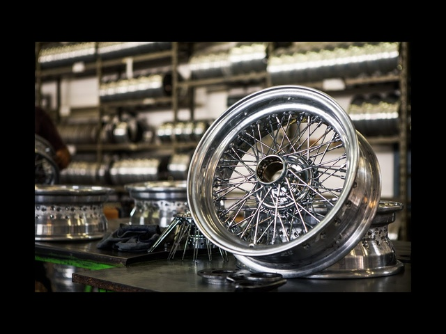 Soul Made: Ruote Borrani, Wire Wheels - Clip