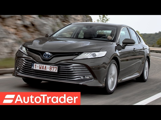 2019 <em>Toyota</em> Camry first drive review