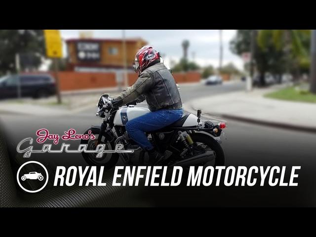 2019 Royal Enfield Motorcycle -Jay Leno's Garage