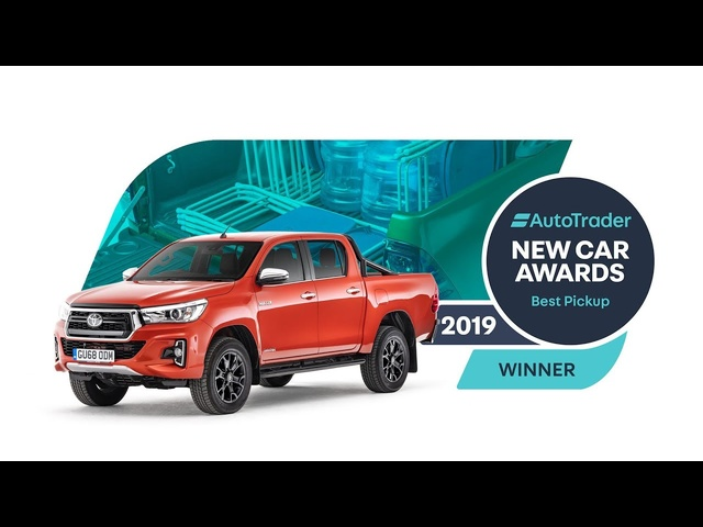 Auto Trader New Car Awards 2019 | Best pickup