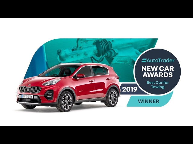 Auto Trader New Car Awards 2019 | Best car for towing