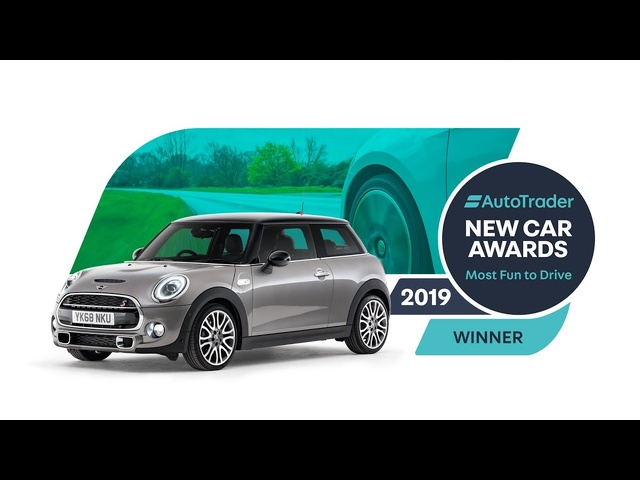 Auto Trader New Car Awards 2019 | Most fun car to drive
