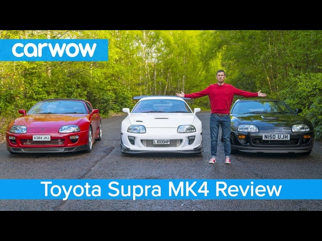 <em>Toyota</em> Supra 1,000hp review - and all you need to know about the legendary MK4!
