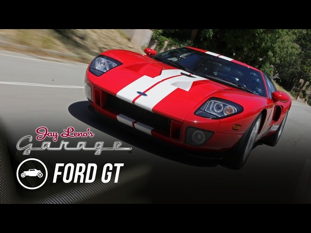 Inside Look At Designing The 2005 <em>Ford</em> GT - Jay Leno's Garage