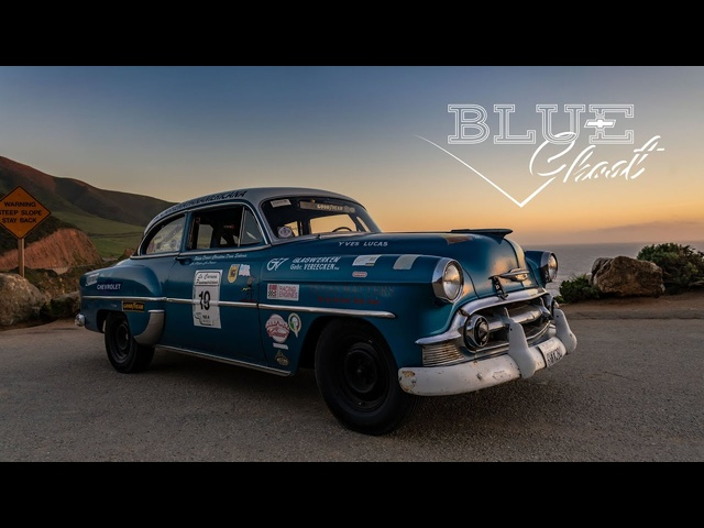 1953 Chevrolet 210: The Blue Ghost