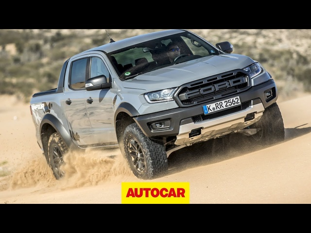 <em>Ford</em> Ranger Raptor review | Driving <em>Ford</em>'s performance pickup | Autocar