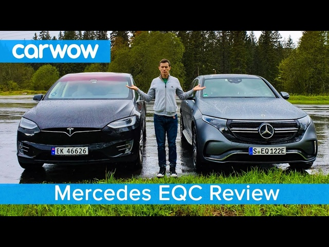Mercedes EQC 2020 review - see if it's a <em>Tesla</em> Model X beater!