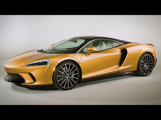The NEW McLaren GT: Taking On Bentley And Aston Martin | Carfection 4K