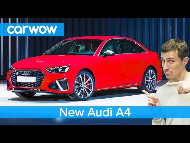 New <em>Audi</em> A4 & S4 2020 - OMG! Have they gone and cocked them up?