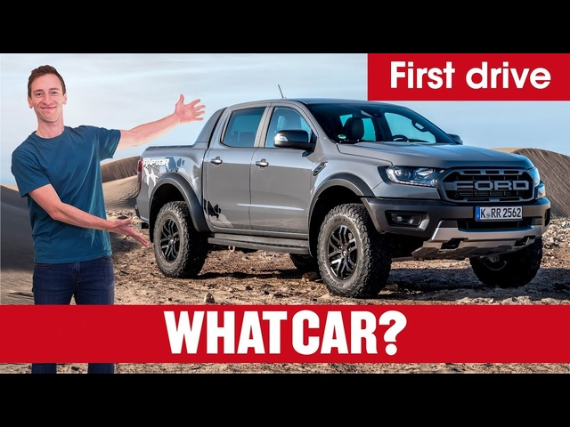 2019 <em>Ford</em> Ranger Raptor review – the most exciting pick-up truck on sale? | What Car?