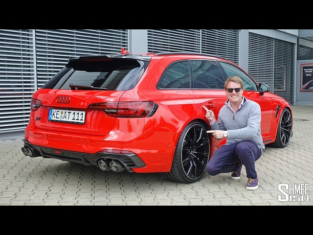 The Abt RS4+ is What the <em>Audi</em> RS4 Should Have Been!