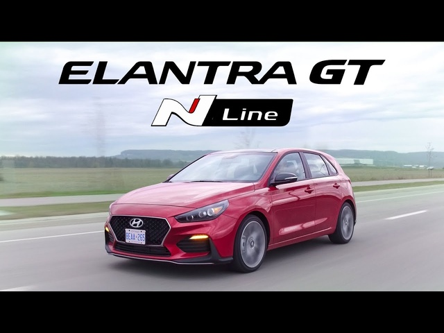 2019 Hyundai Elantra GT N-Line (i30) Review - Pleasantly Surprised