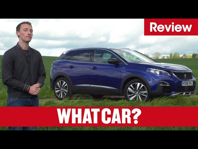 2019 <em>Peugeot</em> 3008 SUV review – better than the Seat Ateca? | What Car?