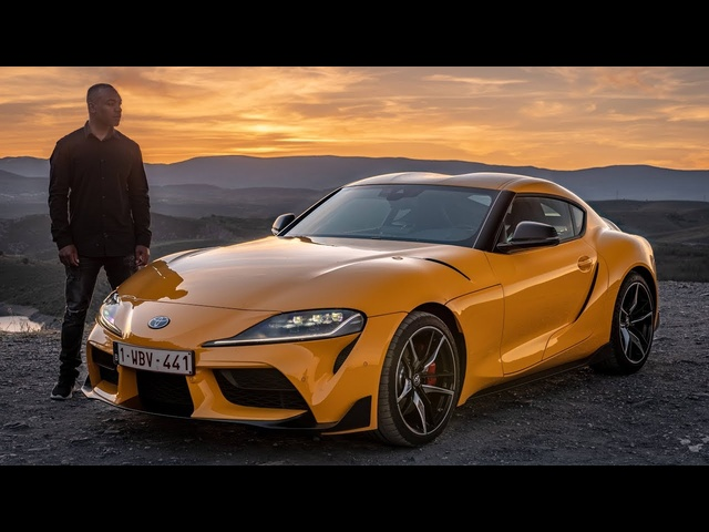 NEW <em>Toyota</em> Supra: Track And Road Review | Carfection 4K