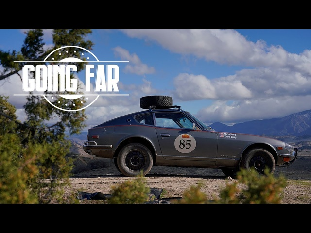 1972 <em>Datsun</em> 240Z: Going Far