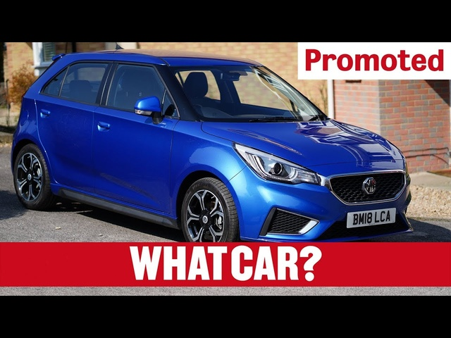 Promoted | 7 Days In The MG3 | What Car?
