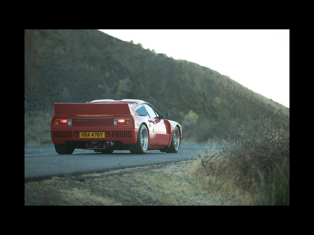 Along For The Ride | Lancia 037 Stradale