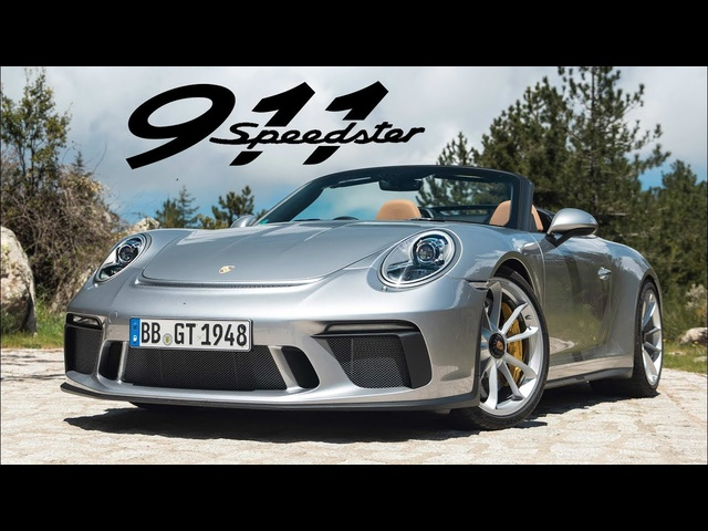 Porsche 911 Speedster: Road Review | Carfection 4K