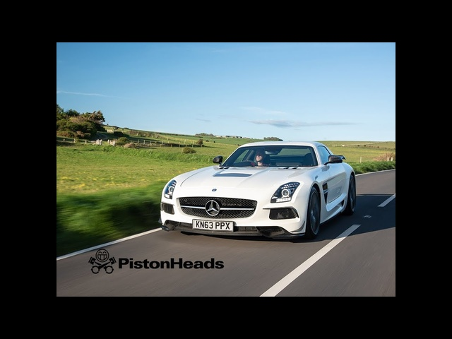Mercedes-Benz AMG SLS Black Series: Rise & Drive | PistonHeads