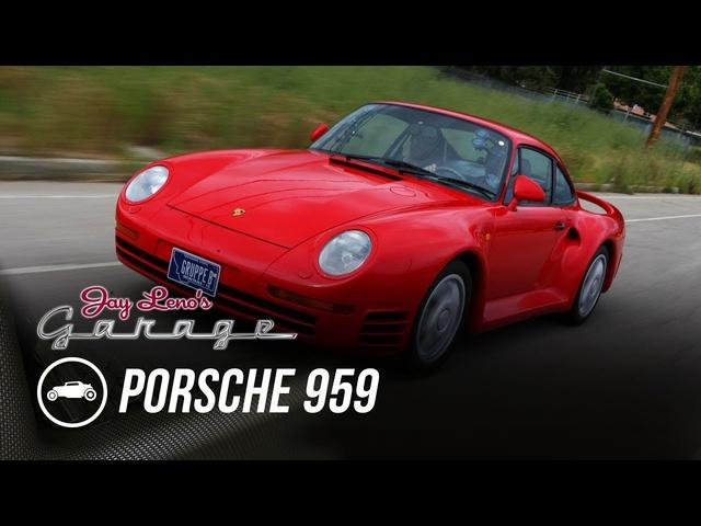 1988 <em>Porsche</em> 959 -Jay Leno's Garage