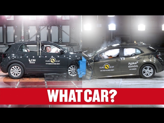 2019 Crash test results explained: Renault Clio, Mazda 3, Toyota Corolla & more | What Car?