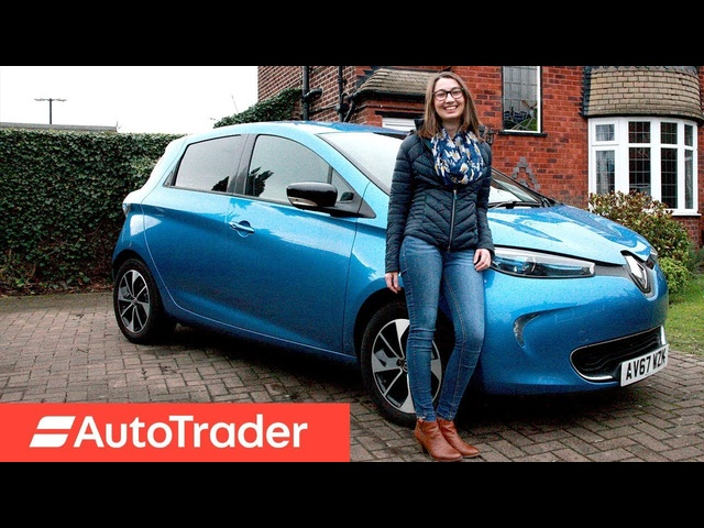 My car is...<em>Renault</em> Zoe