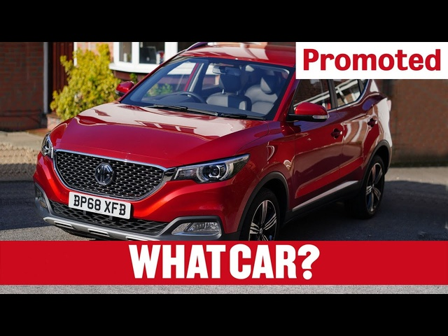 Promoted | 7 Days In The MG ZS | What Car?