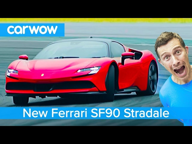 New 1000hp <em>Ferrari</em> SF90 Stradale hybrid - a La<em>Ferrari</em>-beater for much less cash!