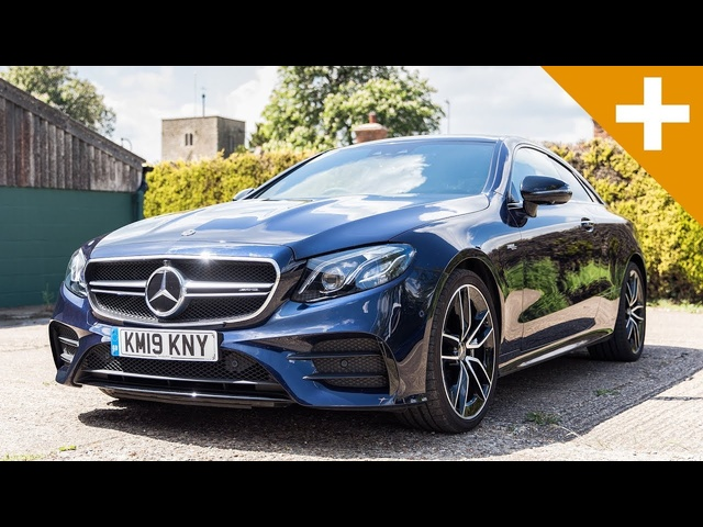 Mercedes-AMG E53 4Matic+ Coupe: Unboxing Henry's Long Termer | Carfection +