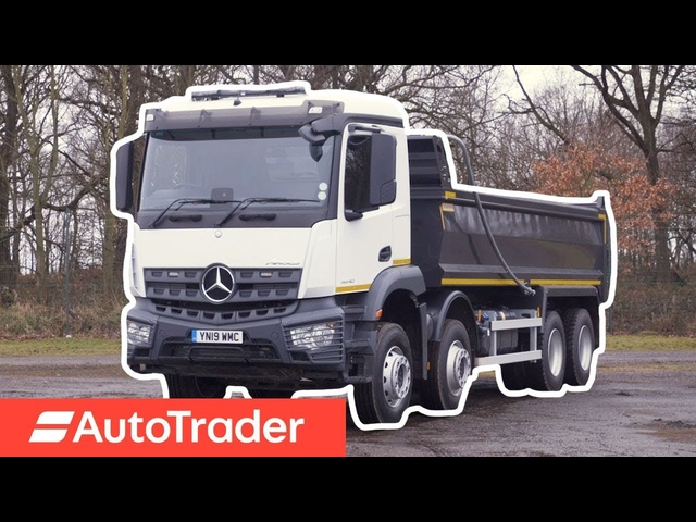 Mercedes-Benz Arocs truck review