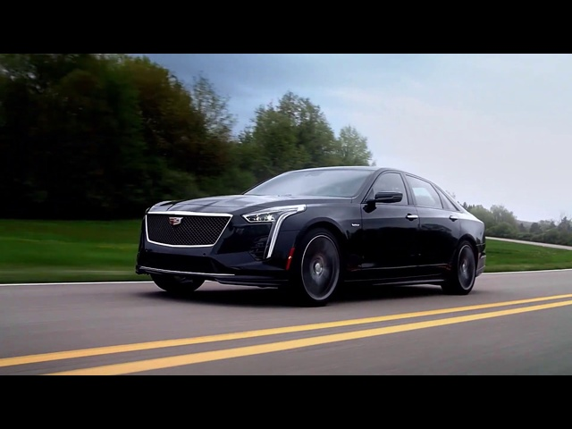 Cadillac V-Series | A Trio of New Choices | TestDriveNow