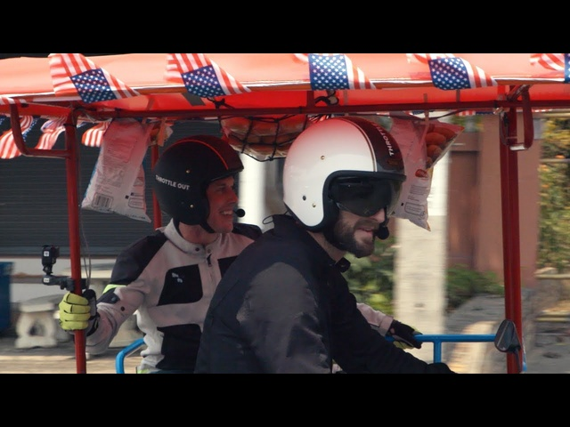 Thailand Food Cart—Throttle Out Preview Episode 7