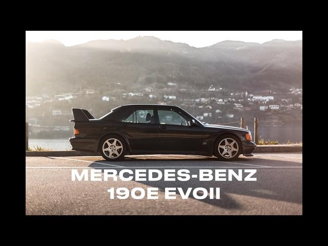 Homologation Specials: <em>Mercedes</em> 2.5-16 190E EVOII w/ Alain de Cadenet -Clip