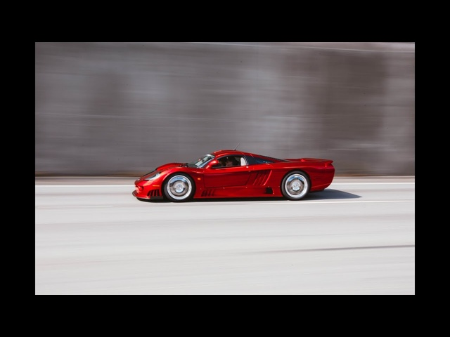 Along For The Ride | <em>Saleen</em> S7TT