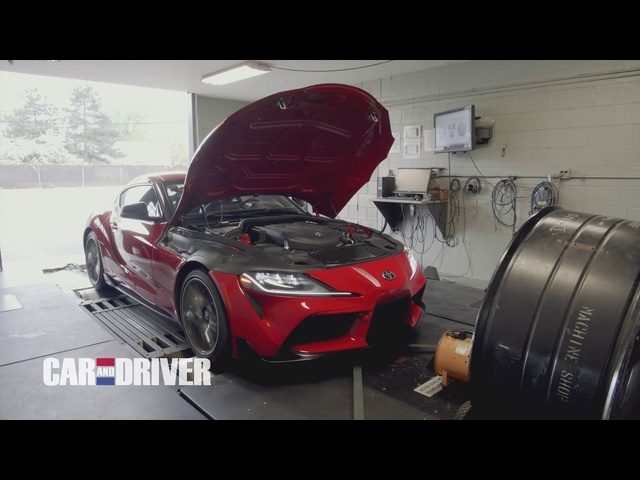 Dyno Test: How Much Power Does the 2020 Toyota Supra REALLY Make?