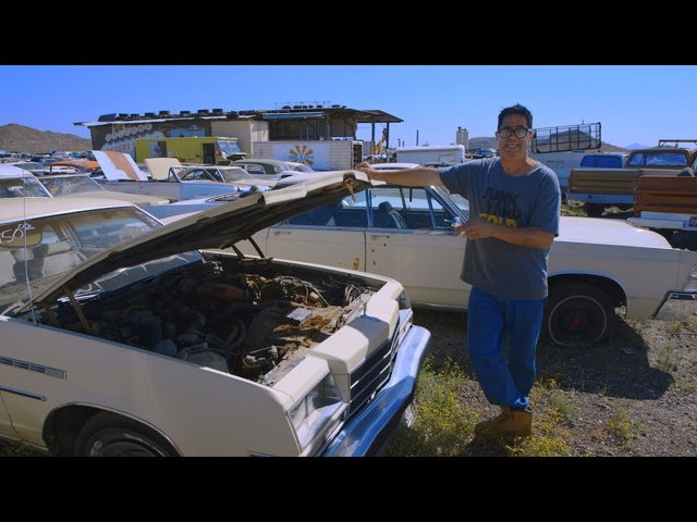 Looking at a LeSabre—Junkyard Gold Preview Episode 12