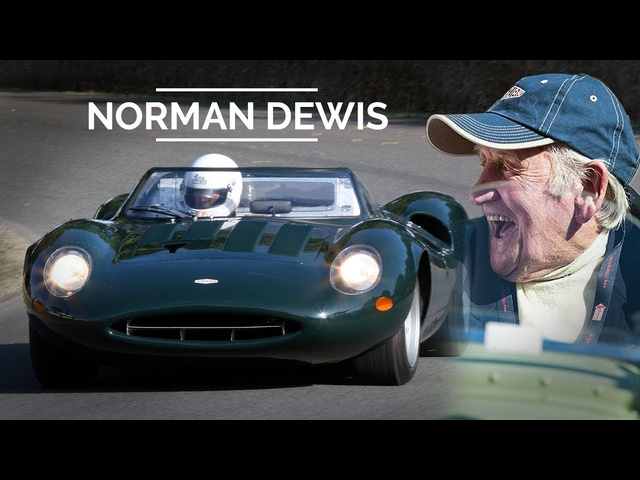 The Greatest Test Driver Of All Time: Norman Dewis | Carfection