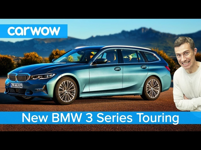 New BMW 3 Series Touring 2020 - see why it's the best car in the world!