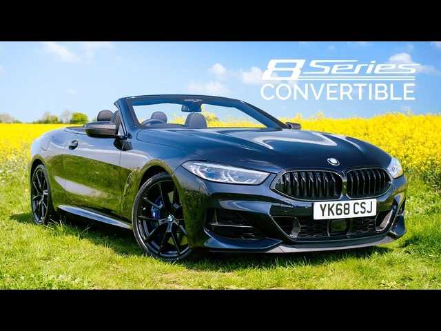 BMW M850i Convertible: Road Review | Carfection 4K