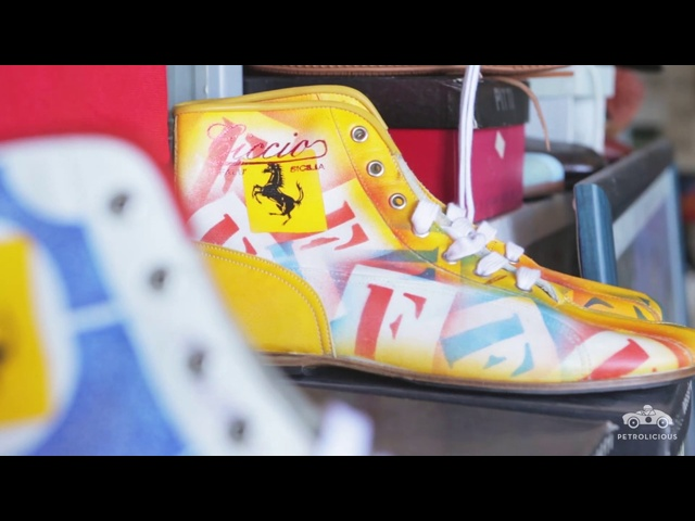 Soul Made: Ciccio, Racing Shoes for Niki Lauda - Clip
